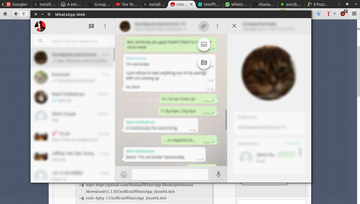WhatsApp Desktop, Unofficial Desktop Client Released