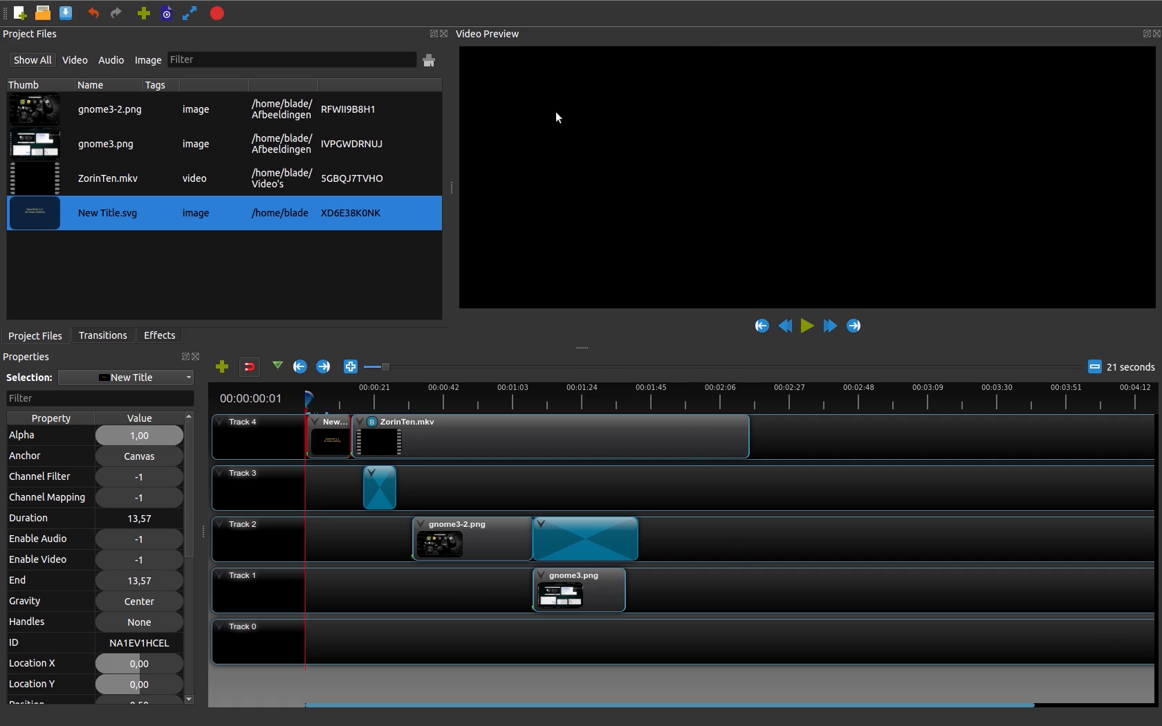 OpenShot 2.2 Released with 4K Video Editing!
